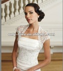 lace bridal bolero WB115