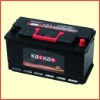 Car Battery DIN100