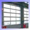 aluminum transparent door