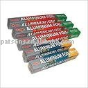 600m household kitchen foil for on line food packing machine
