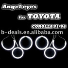 Angel eyes for TOYOTA MARK X(REIZ)