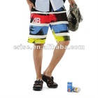 2012 popular board shorts pants for men