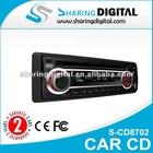 CAR CD MP3 PLAYER with Bluetooth AM FM