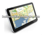 7 inch TFT touch screen RGB/800x480 GPS navigation CFG7003