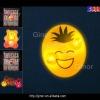 mobile led sticker for 2G network