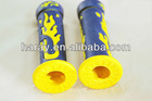 New Colourful Rubber Flame Accelerator Handlebar grip HY-G004