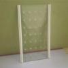 Safety glass shelves for refrigerator