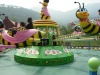 children self-control bee Outdoor Playground amusement park equipment