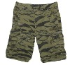 Man Stock Cargo Shorts