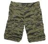 Man Stock Cargo Shorts