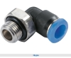 PL-G-C Compact one -touch tube fitting Male tube fitting
