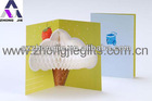 Handmade Seasonal Greeting Card for 2013 with Attractive Aesign