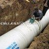 fiberglass waste water pipe