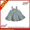2012 latest design baby dress