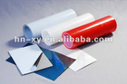 PE Protective Colorful Transparant Film