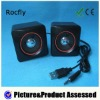 Hot!! Audio speakers for computer and mobile phone