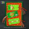 Eco-friendly promotional wholesale handmade christmas gift card holders