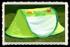 Outdoor pop up child tent