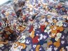 cupro fabric printed
