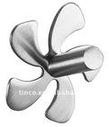 metal flower wall hook