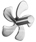 metal flower wall hook