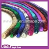 Round Flat Shaped Strand Strung Sequins Strings Trim