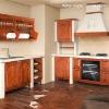 Persiam Maple wooden kitchen cabinet OP10-X088