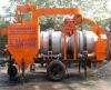 10t/h Moblie asphalt mixer