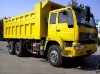 golden prince 6x4 dump truck at low price