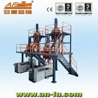 2012 hot melt glue granule production line