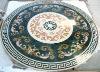 Marble carpet mosaic(water jet moulding)
