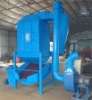 low consumption pellet cooler and separtor