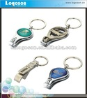2012 custom metal finger nail clippers