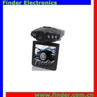 6 LEDs night vision Car Camera DVR with 3-megapixel CMOS sensor