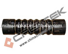 howo truck parts output pipe