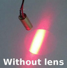 650nm 5mW Red Laser diode Module, diffused, No lens