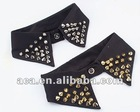 2012 latest fashion ladys bib chocker collar necklaces