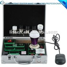 TOP sales LED CFL lights lux and dimmer tester with Euro Socket