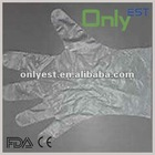 Disposable Kitchen Gloves Plastic