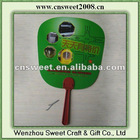 promotional pp hand fan
