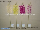 "2012 New Artificial Flowers Home Decoration 39""Single Phalaenopsis"