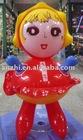inflatable girl
