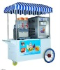 Luxury Mobile Vehicle Ice Cream Machine LB-F08