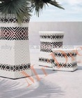 Dream Garden Rattan furniture flower pot CF76