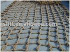 helideck landing net & sisal rope net sisal rope