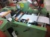 Automatic label slitting machine with sealed edge