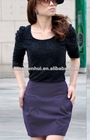 women simple skirt for 2013