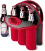 Neoprene 6 beer bottle holder