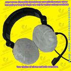 earphone dust cap, mike cap, headphone cap