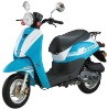 Retro Scooter Monza-50cc-EEC Approved